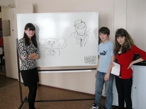 Изображение 4. Социально-значимая анимация.. Изображение № 4.