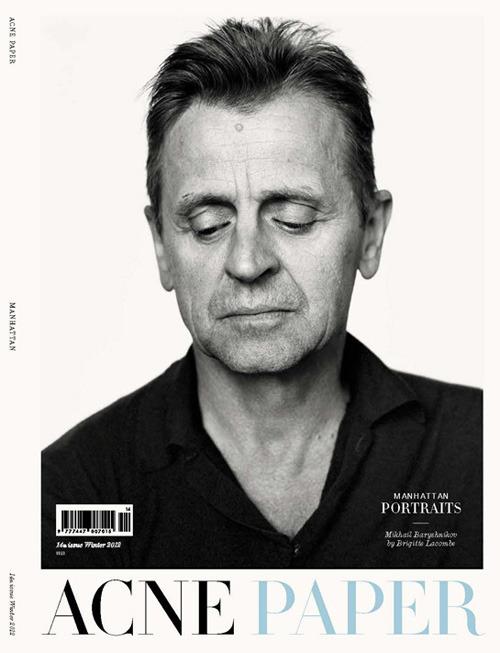 Показаны новые обложки Acne Paper, Contributor, Interview и Vogue. Изображение № 1.