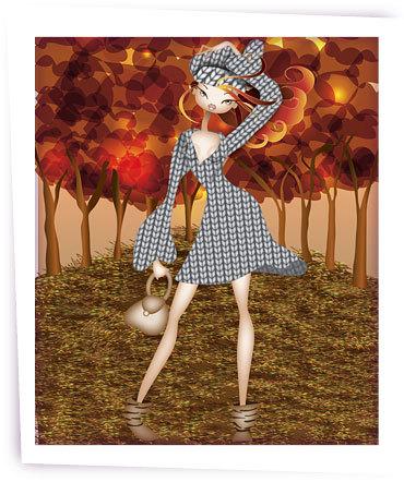 Иллюстратор Паула Романи. Изображение № 9.