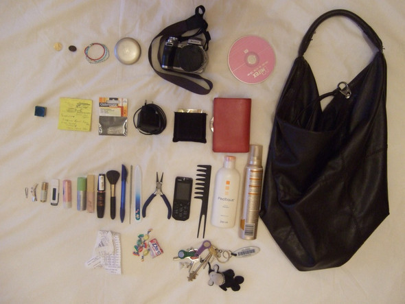 Look atMe: What's inyour bag?. Изображение № 35.
