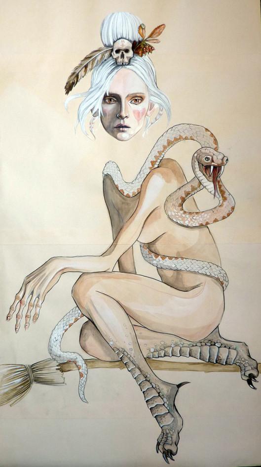 Изображение 18. Fashion-иллюстрационация от Anne Sofie Madsen.. Изображение № 18.