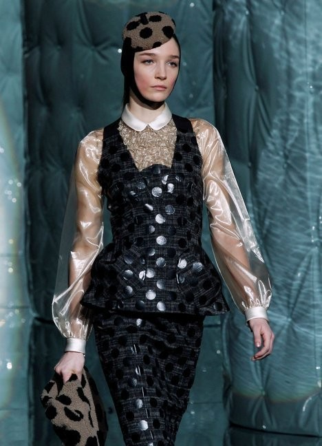 Изображение 13. Неделя Моды в Нью-Йорке. New York Fashion Week.. Изображение № 14.