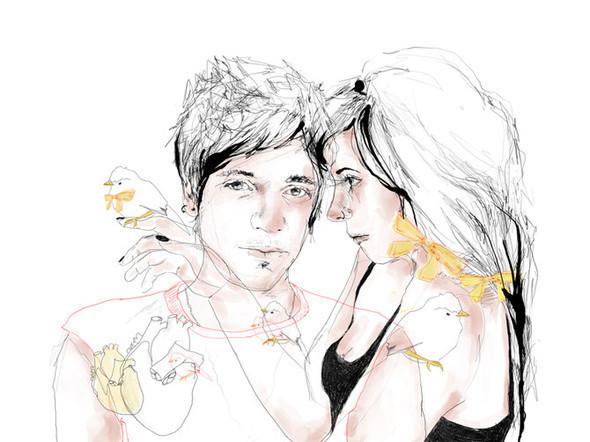 Иллюстрации Charmaine Olivia. Изображение № 20.