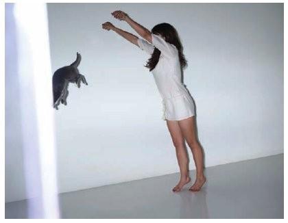 New animal models - животные в фэшн съемках. Изображение № 2.