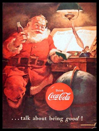Изображение 49. Coca-cola – История бренда, история рекламы.. Изображение № 49.