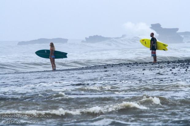 Результаты российских соревнований по серфингу Surf Jam Bali 2012. Изображение № 15.