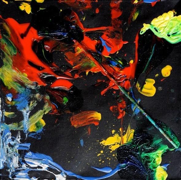 Изображение 28. Четырехлетняя художница получила мировое признание.. Изображение № 28.