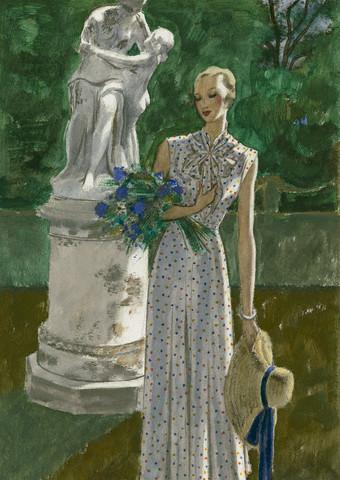 Madeleine Vionnet – пурист моды. Изображение № 7.