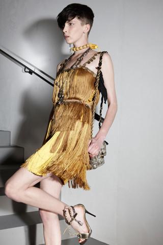 Изображение 41. Лукбуки Resort 2012: Givenchy, Lanvin.. Изображение № 41.