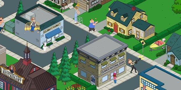 FOX требует удалить все обзоры игры Family Guy. Изображение № 1.