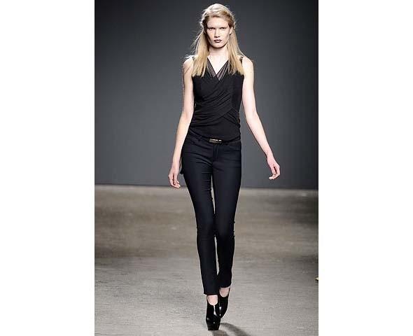 Неделя моды в Нью-Йорке: второй день. Изображение № 60.