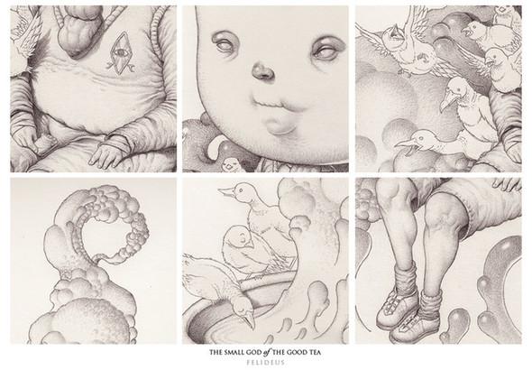 Иллюстратор Felideus Bubastis. Изображение № 2.