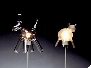 Надувные лампы идругие идеи David Hupton иYve Thelerm. Изображение № 1.
