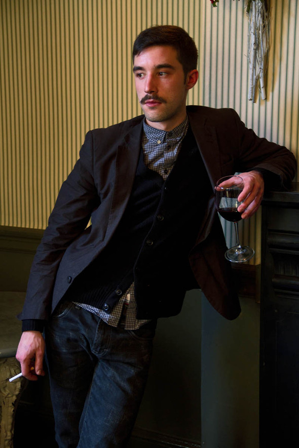 История одного человека/One man's story – Salvatore. Изображение № 6.