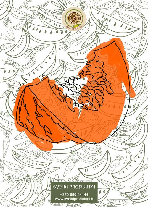 Изображение 5. Ecological shop promotion.. Изображение № 6.