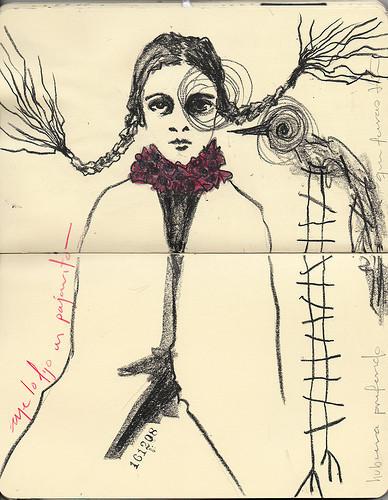 Мексиканская художница ERIKA KUHN. Изображение № 11.