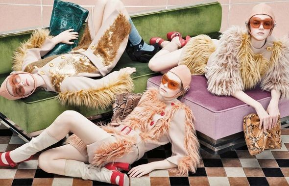 Изображение 15. Кампания: Prada FW 2011.. Изображение № 15.
