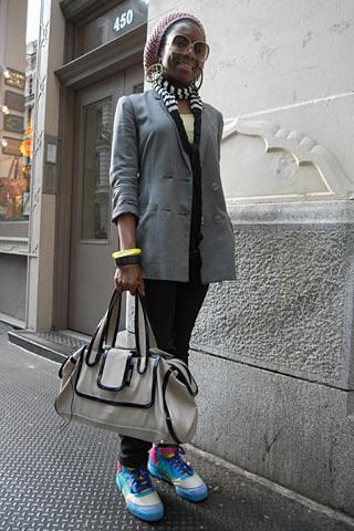 Уличная мода совсего мира. Изображение № 3.