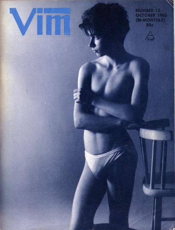 Эротические журналы середины 20-го века. Изображение № 8.