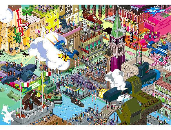 Изображение 9. 12 медиа-дизайнеров фестиваля OFFF.. Изображение № 33.