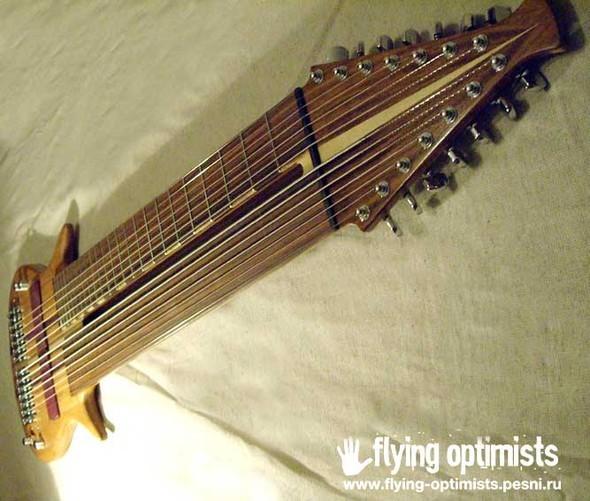 Необычные бас-гитары prt.2. Изображение № 14.