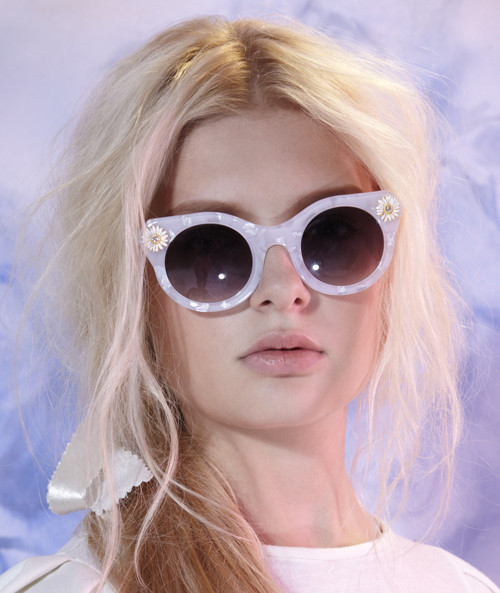 Привет, ромашки! Daisy Sunglasses от Sretsis. Изображение № 1.