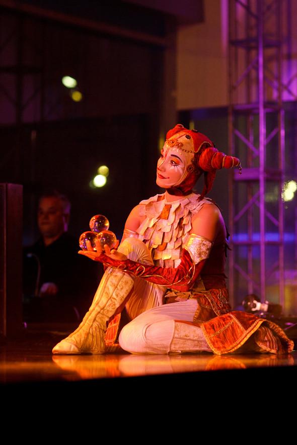 Cirque du Soleil на открытии дилерского центра INFINITI. Изображение № 20.