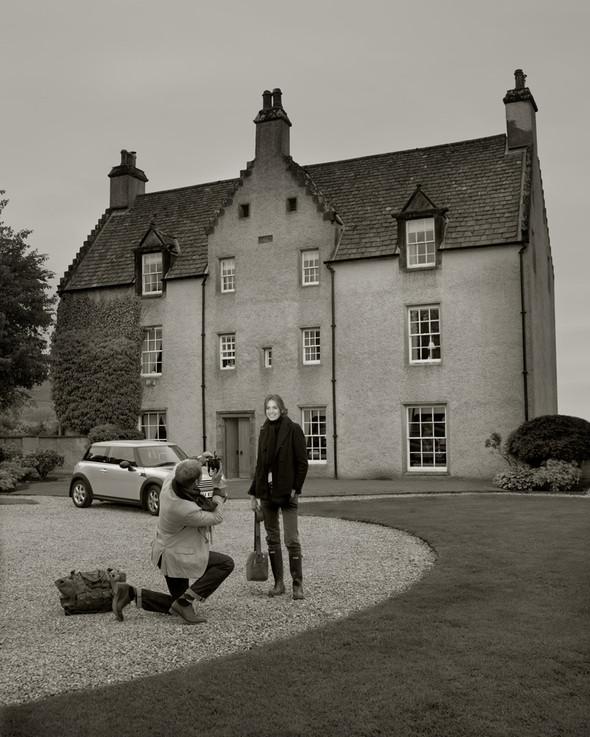 Изображение 13. Альберт Уотсон - шотландский фотограф, покоривший мир.. Изображение № 13.