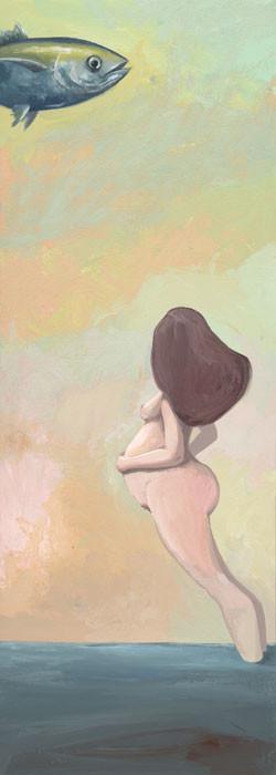 Живописные иллюстрации Shino Arihara. Изображение № 12.