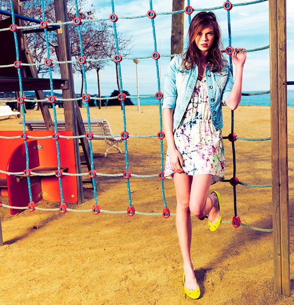 Лукбуки: Zara, Topshop, Massimo Dutti и другие. Изображение № 54.