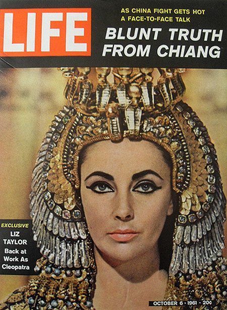 Изображение 11. 18 культовых обложек «Королевы Голливуда».. Изображение № 11.