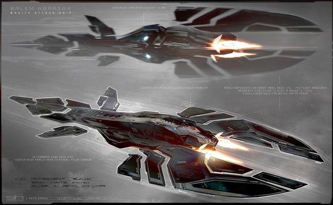 Художник «Восхождения Юпитер» выложил концепты к фильму. Изображение № 16.