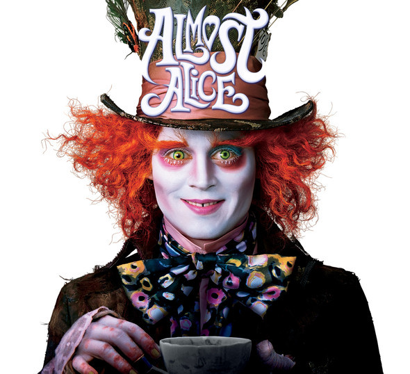 Сегодня выпущен саундтрек к фильму Alice In Wonderland. Изображение № 2.