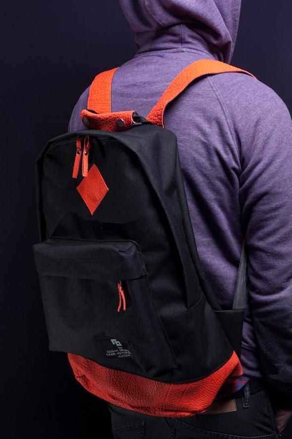 GOOD LOCAL — специальная серия рюкзаков Гоши Орехова. Изображение № 19.