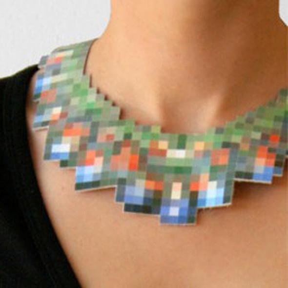 Pixel украшения. Изображение № 12.