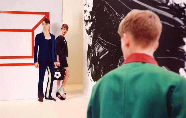 Вышел лукбук Prada из серии Real Fantasies. Изображение № 16.