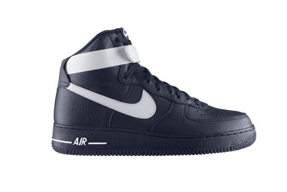 Nike AIR FORCE 1 HIGH '07, Метрополис. Изображение № 20.