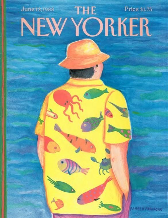 Обложки TheNew Yorker. Изображение № 64.