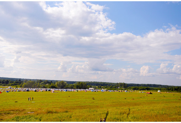 Репортаж с фестиваля «Архстояние 2011». Изображение № 31.