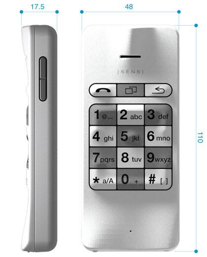 Мобильный телефон отTakumi Yoshida. Изображение № 2.