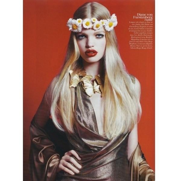 Изображение 65. Съемки: Harper's Bazaar, Industrie, Vogue и другие.. Изображение № 112.