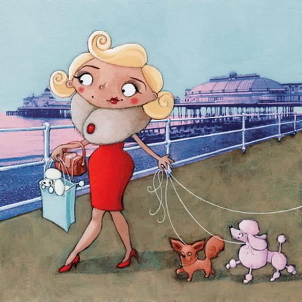 Изображение 8. Виктория Балл - художница и иллюстратор.. Изображение № 25.