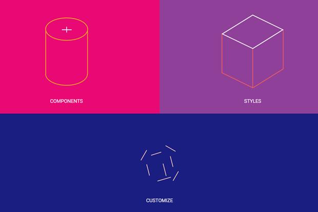 Google выпустил комплект Material Design Lite для веба. Изображение № 1.
