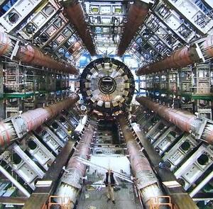 Наиюль намечен запуск «Большого адронного коллайдера». Изображение № 2.