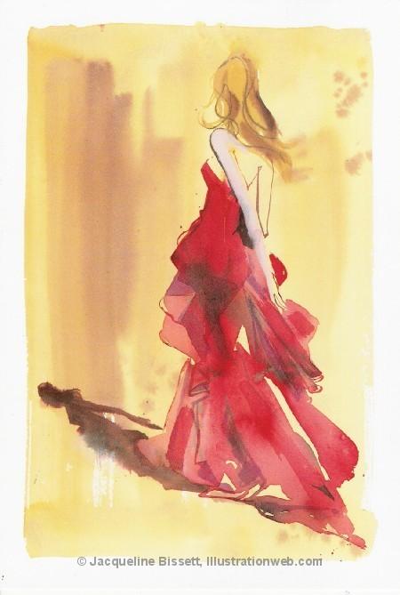 Иллюстратор Жаклин Биссет. Изображение № 31.