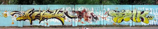 Интервью с граффити райтером Stan One. Изображение № 17.