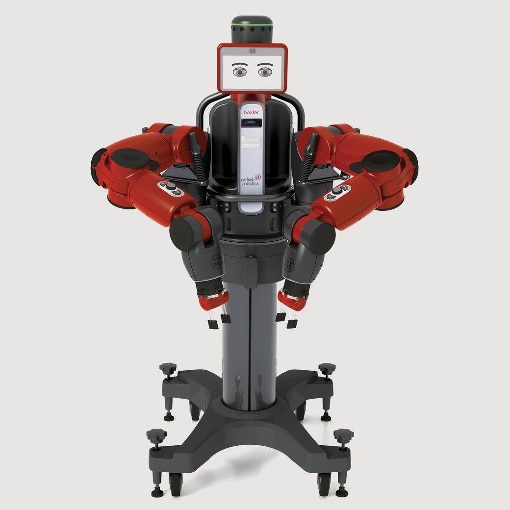 Восстание машин:  10 роботов будущего сегодня. Изображение № 10.