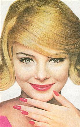Изображение 5. Мода 60х: макияж.. Изображение № 5.