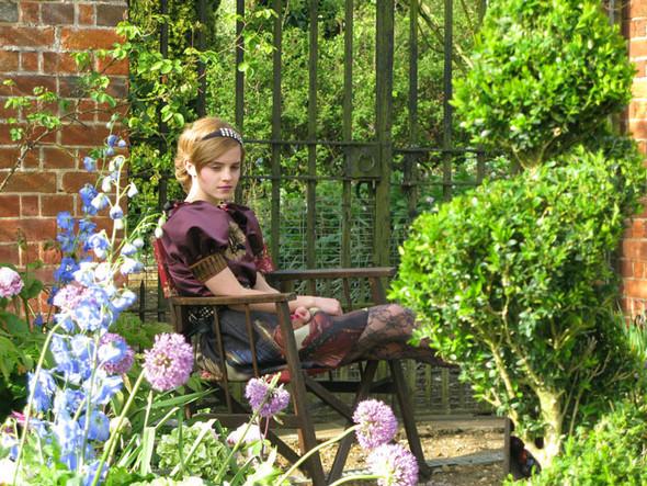 Emma Watson дляTeen Vogue August 2009. Изображение № 15.