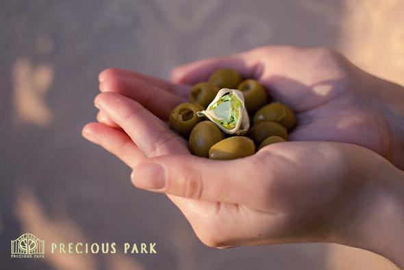 """Изображение 1. Вы знаете, где """"растут"""" украшения? В """"Precious Park""""!.. Изображение № 1."""